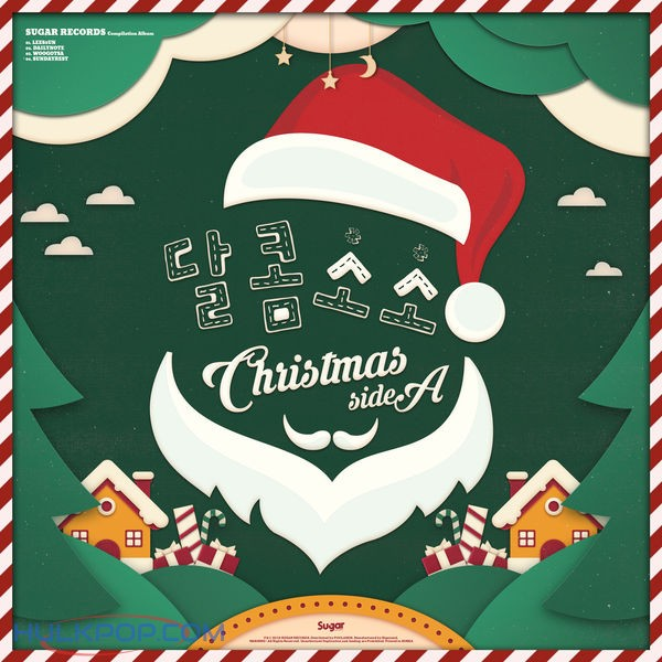 Various Artists – Sweet and Small Christmas Side A – EP
