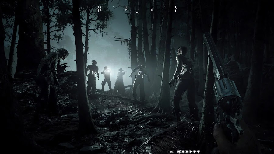hunt showdown gameplay xbox release date