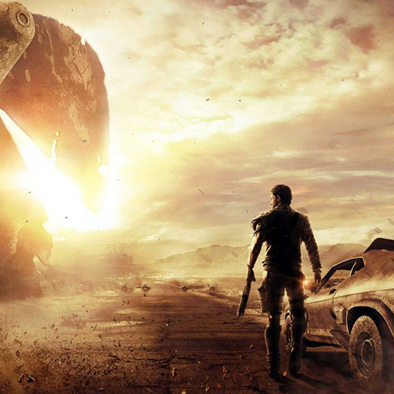Mad Max Wallpaper Engine