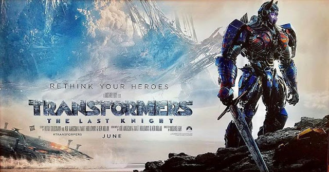 Filem Transformers The Last Knight