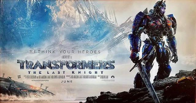 Filem Transformers The Last Knight