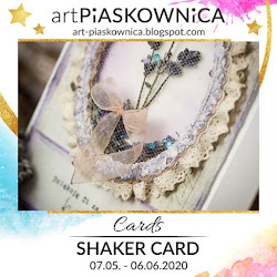 CARDS - shaker card