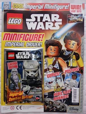 LEGO Star Wars Magazine Issue 21