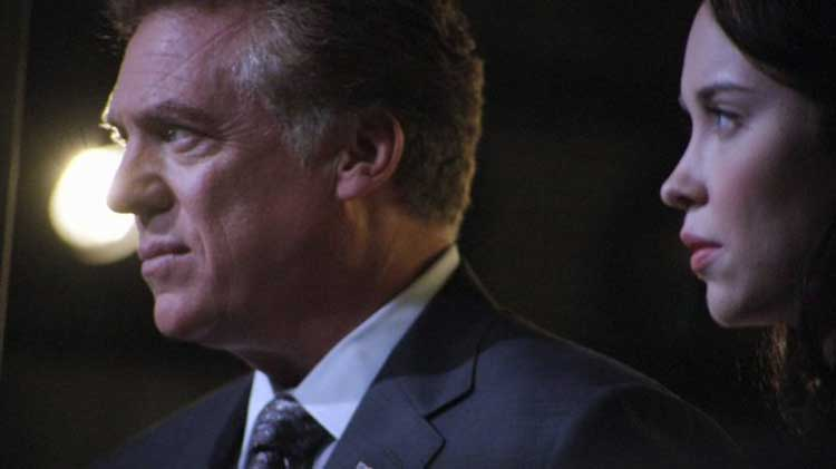 "Christopher McDonald in the Stargate Universe episode ""Pain"""
