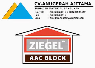 BATA RINGAN ZIEGEL BLOCK