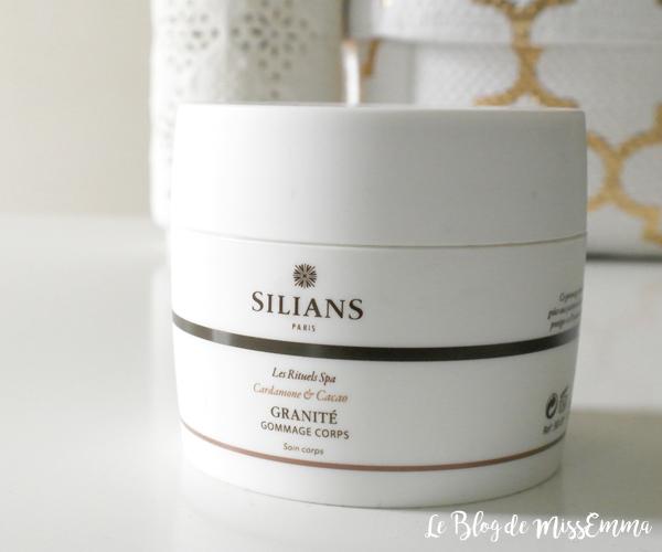 Les Rituels Spa Silians • Granite Cardamone et Cacao