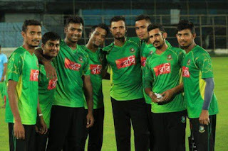 nasir hossain and bangladesh crickers
