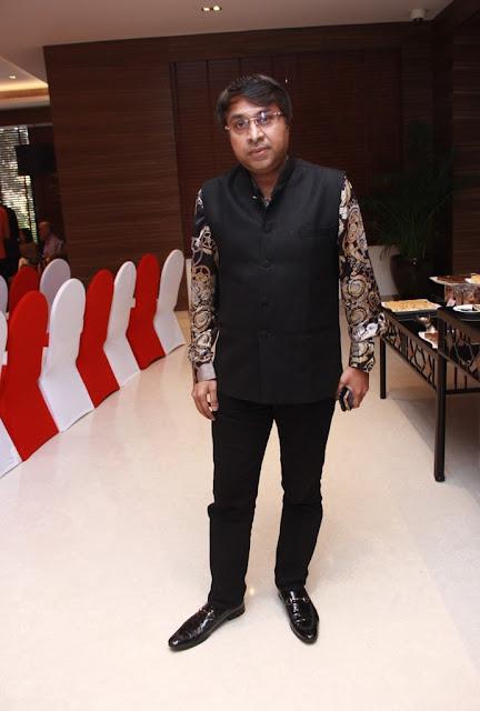 Partho Dey Chairman Anurag Multi state urban cooperative credit society Ltd