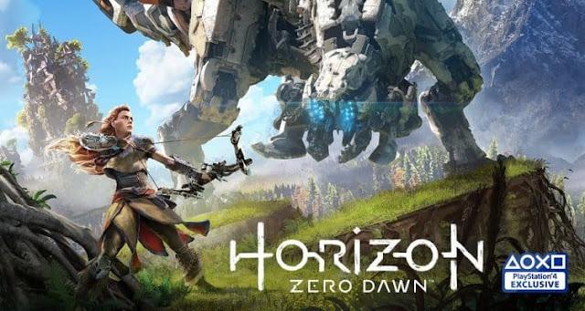 لعبة #-2 Horizon zéro dawn الاصدار الجديد 2017