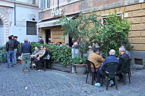 Bar San Callisto, Rome