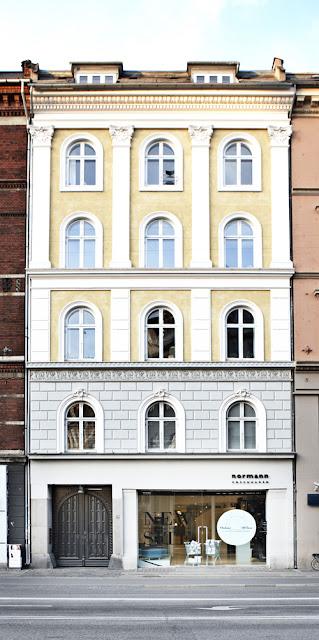 Normann Copenhagen's flagship store in Østerbro, Copenhagen