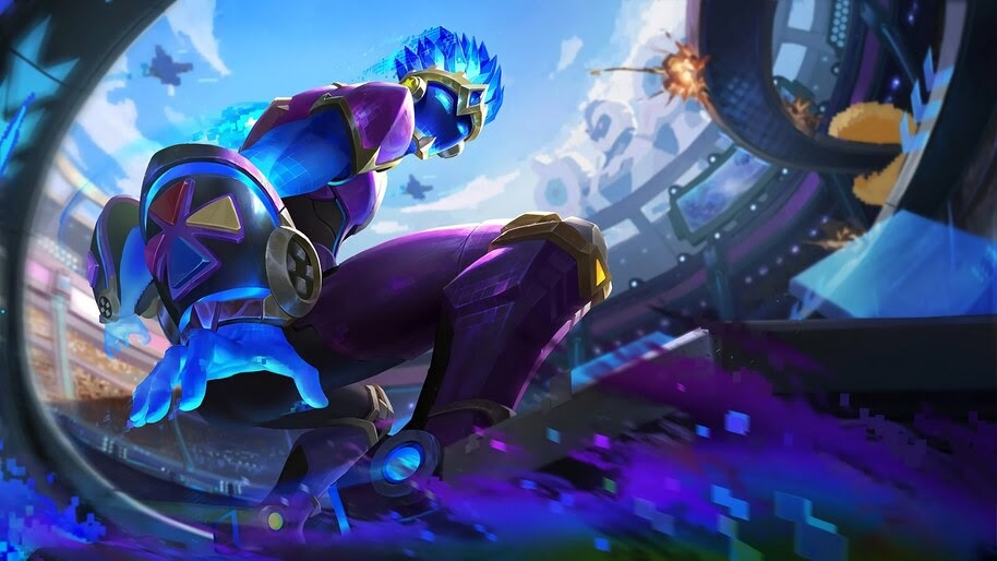 Gord, No. 1 Controller, Skin, Mobile Legends, 4K, #7.319