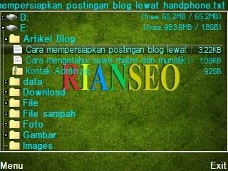 Cara membuat,postingan blog,cara membuat postingan blog handphone