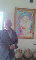 Frank Mc Hugh artista Manchester Andalucía