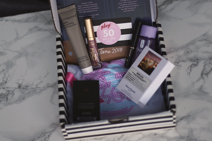 Beauty Blogger, College Blogger, Lifestyle Blogger, College Makeup, Sephora Makeup, Discounted High End Makeup, Subscription Box Review, Clinique, Too Faced, Living Proof, Tatcha, Lancome, Replica