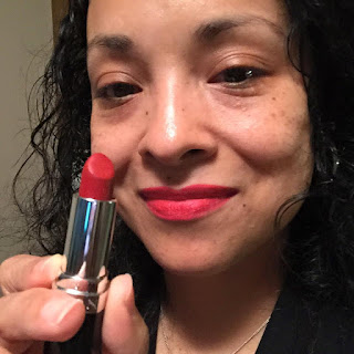 I love my Matte Lipstick Red Supreme!