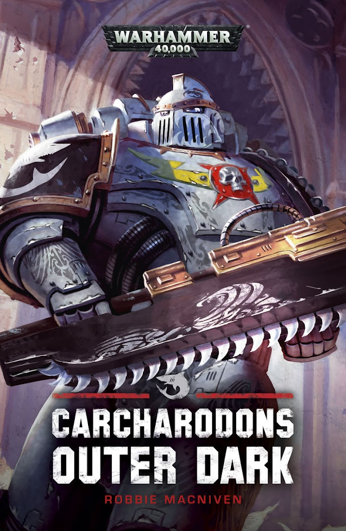[PDF] Free Download Carcharadons: Outer Dark By Robbie MacNiven