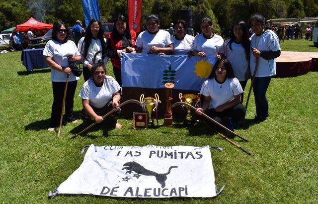 Las campeonas: Pumitas de Aleucapi