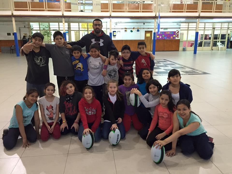 Proba Rugby sigue creciendo en la provincia