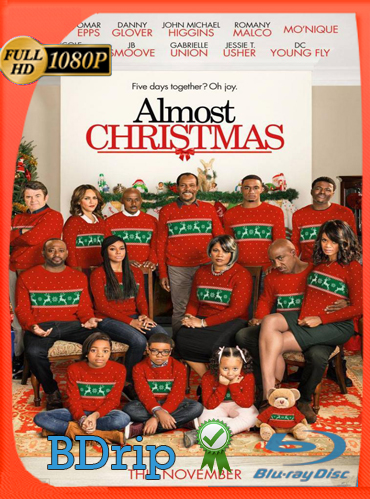 Almost Christmas  BDRIP 1080p Latino Dual [GoogleDrive] TeslavoHD