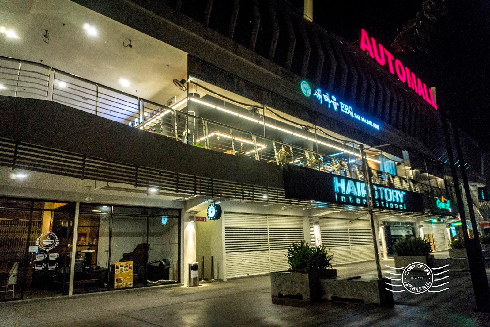 Korean BBq in Penang