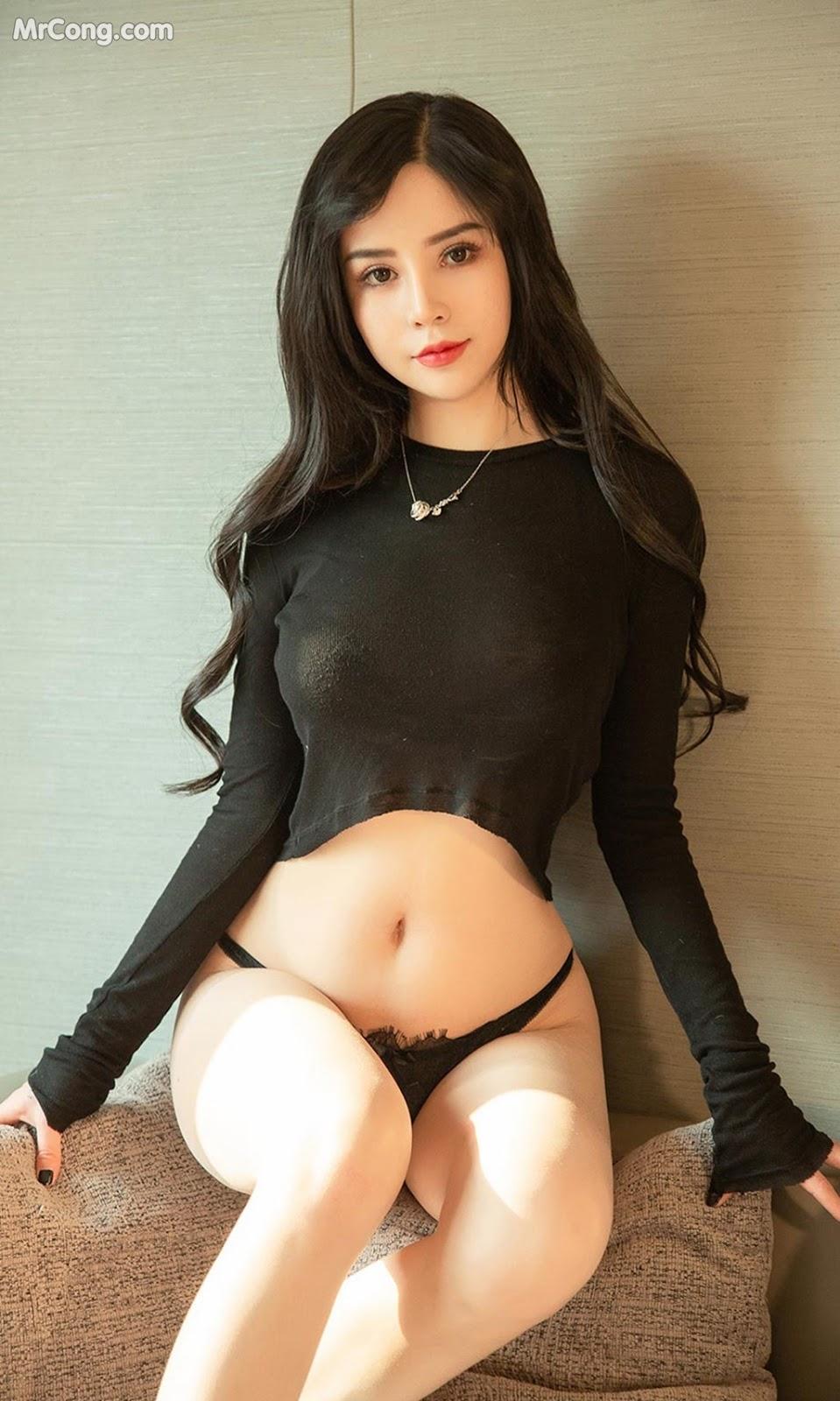 Image UGIRLS-Ai-You-Wu-App-No.1446-Li-Xin-MrCong.com-005 in post UGIRLS – Ai You Wu App No.1446: Li Xin (李芯) (31 ảnh)