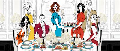 pranzo di nozze e matrimonio chic, le regole della sposa fashion
