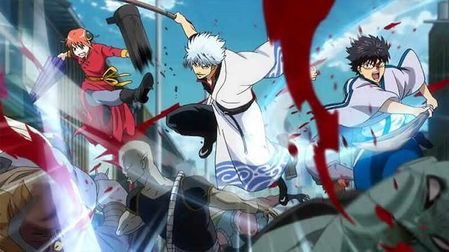 Download OST Opening Ending Anime Gintama.: Shirogane no Tamashii-hen 2 Full Version