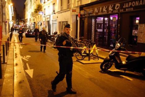 الشرطة الفرنسية تطلق الرصاص على شخص قتل والدته وشقيقته بالسلاح الأبيض