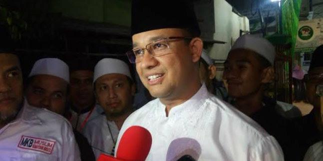 Datang ke Milad FPI, Anies Panjatkan Doa untuk Habib Rizieq
