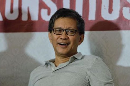 Tanpa Gentar, Rocky Gerung Kembali Sebut Jokowi Tidak Paham Pancasila