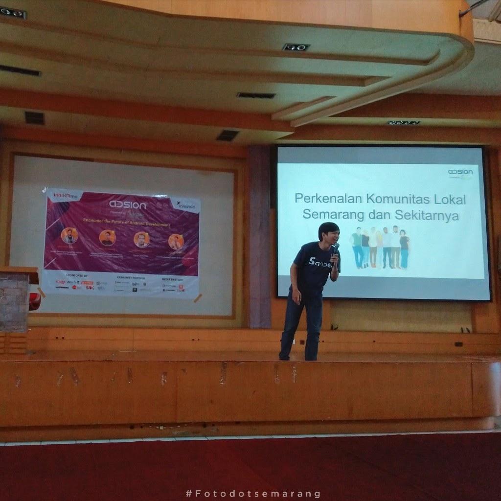 [#IGTV] Berharap Acara Besar Bertema IT Mampir Ke Semarang