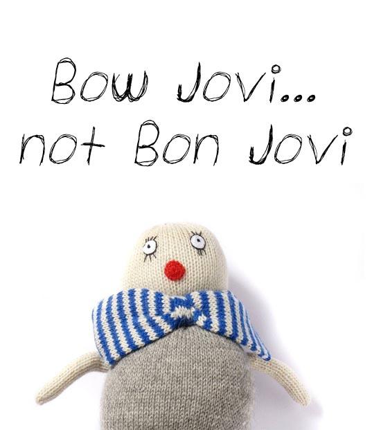 Bow Jovi Luckyboysunday