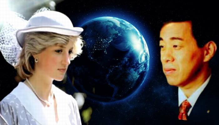 Ο Ιάπωνας που αποκαλύπτει ότι μίλησε με το πνεύμα της πριγκίπισσας Νταϊάνα!
