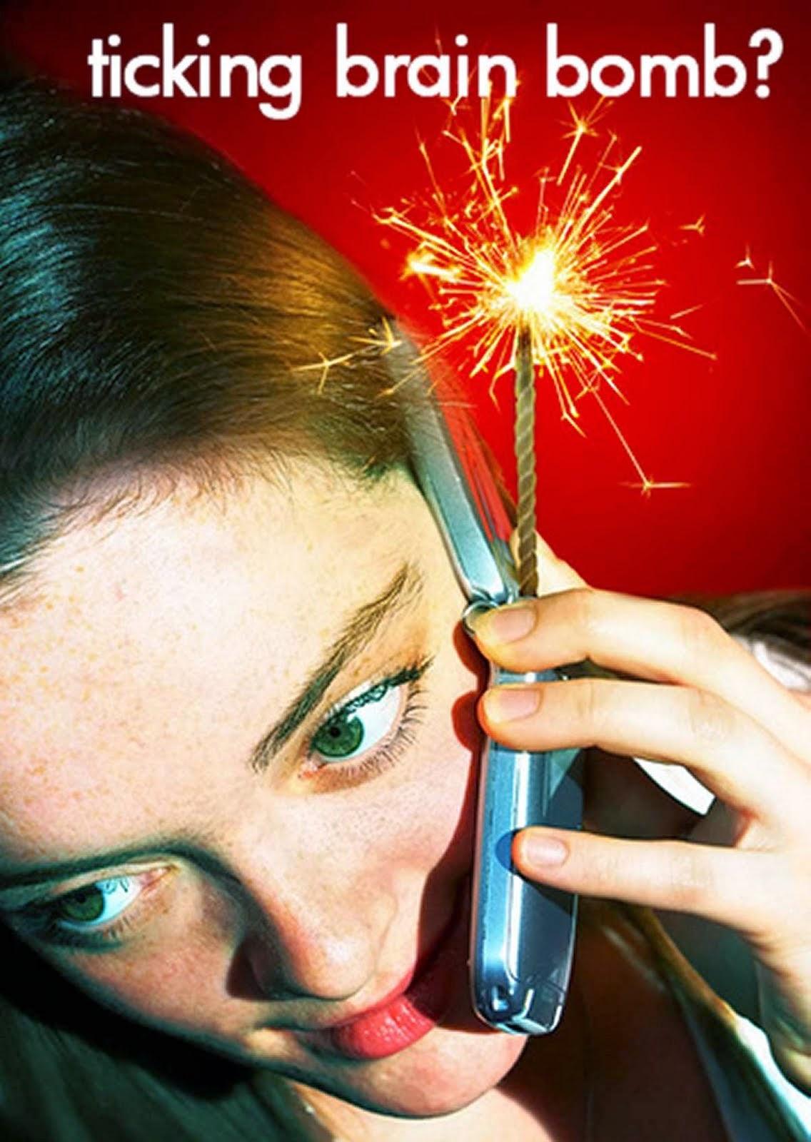 Ticking brain bomb? mobile phone risks