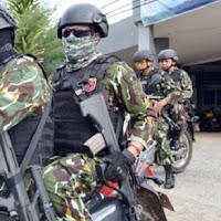"Dikejar Polisi, Dua Tentara OPM ""Modar"""