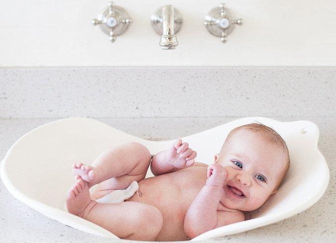 Bañeras y asientos de baño para bebés - cual elegir