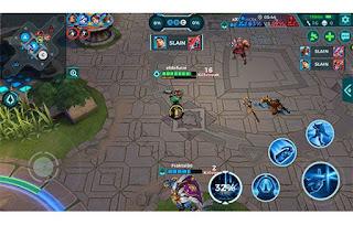 Paladins Strike Apk Mod Game FPS dengan Elemen MOBA untuk Android