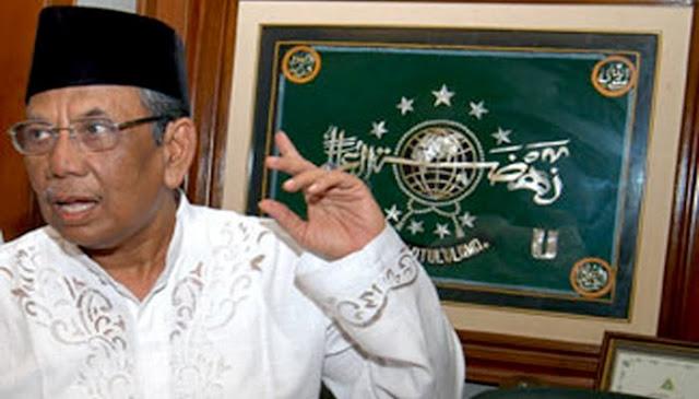 Mantap, Demi Pererat Ukhuwah Antar Ormas Islam, Muhammadiyah Luncurkan Buku Takziyah untuk Tokoh Besar NU, KH Hasyim Muzadi