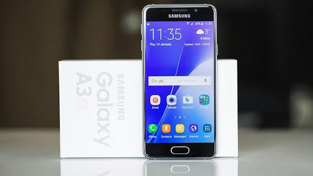 Đánh giá Samsung Galaxy A3 2016 16GB