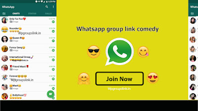 Whatsapp group link comedy (join now All Groups)