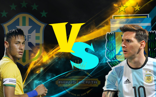 Pertemuan Kedua Bintang Barcelona Di Brasil