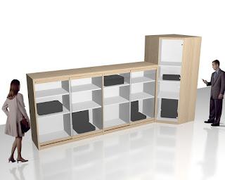 Etalase Display Showcase Untuk Pameran Produk Kantor - Furniture Kantor Semarang