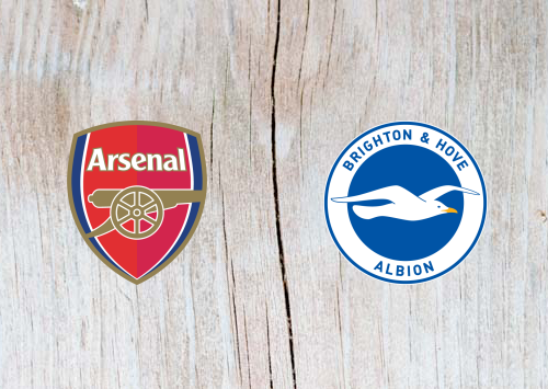 Arsenal vs Brighton Full Match & Highlights 5 May 2019