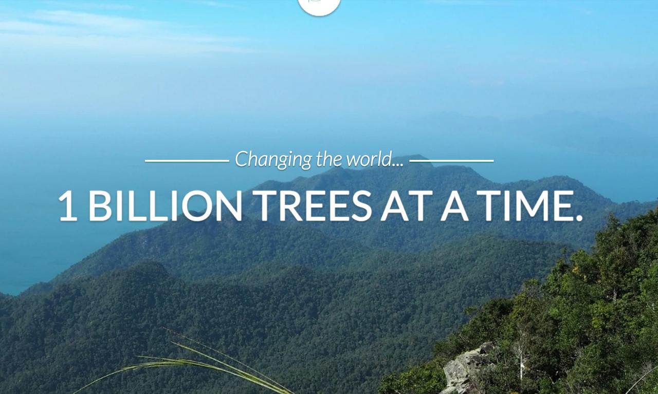 他在NASA當了20年的工程師,現在有個瘋狂計畫: 用無人機一年種十億棵樹!