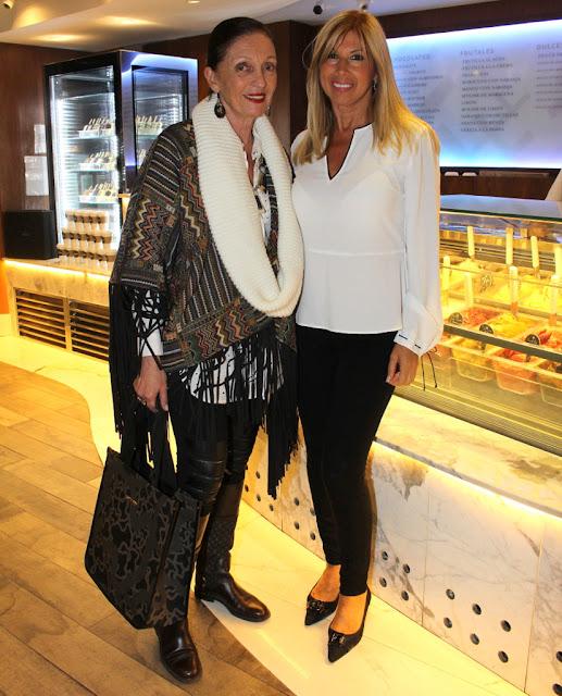 Claudia Arce y Norma Duek