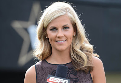 Samantha Ponder - ESPN