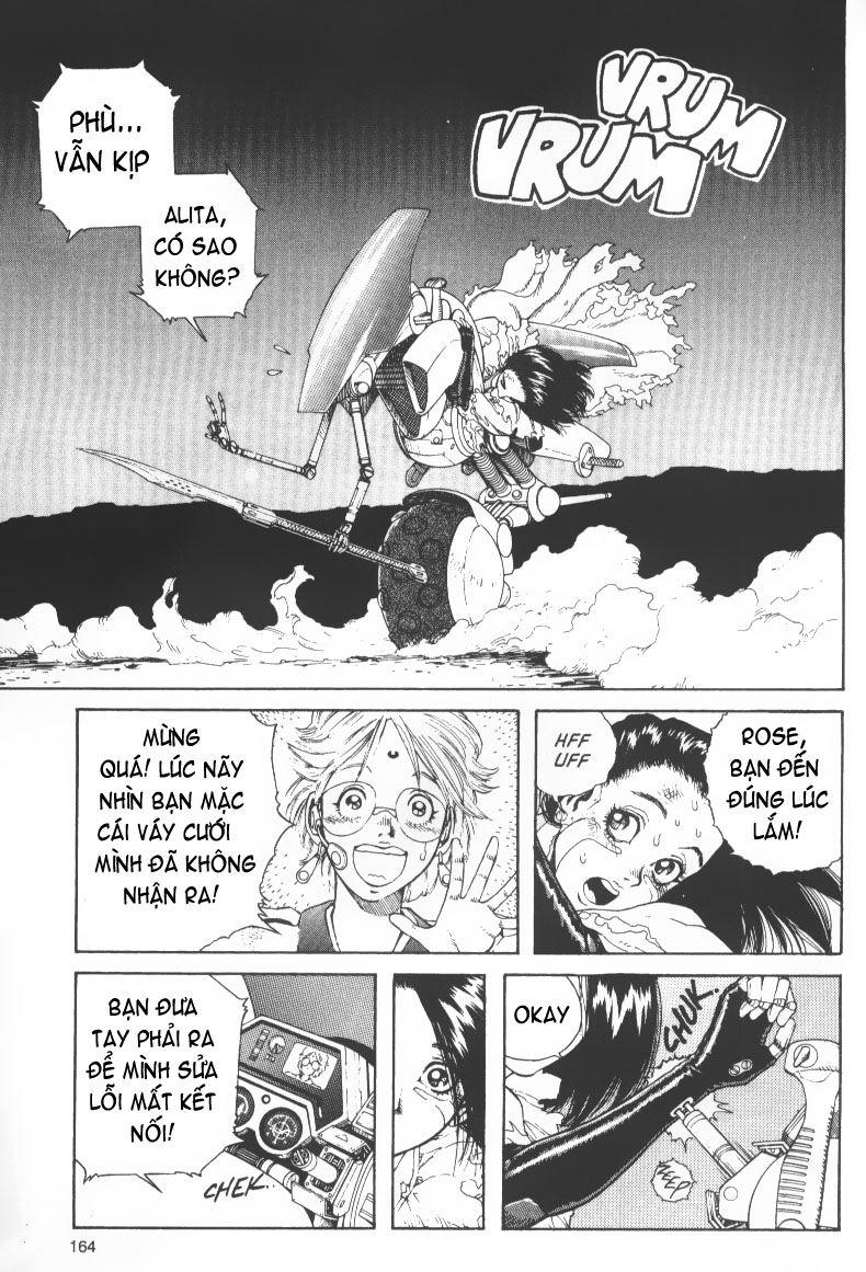 Battle Angel Alita chapter 39 trang 48