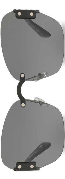 Miu Miu 63MM Logo-Accented Sunglasses