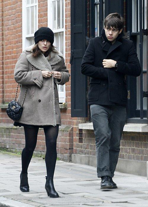 Keira Knightley And Boyfriend 2013 Buzz Images: Keira Kni...